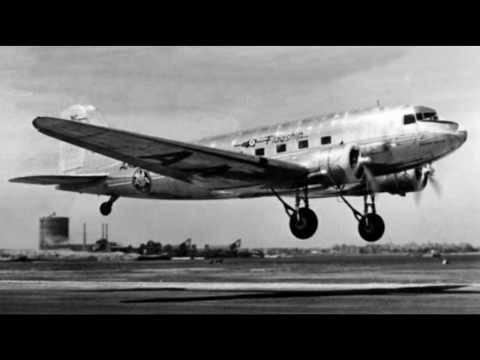 American Airlines Flight 6001 Douglas DC-3 Crash Site Visitation Verdugo Mountains