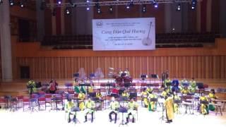 Đàn Nhị: SẮC HƯƠNG BỐN MÙA - Tứ tấu đàn nhị - Dàn nhạc dân tộc Việt Nam