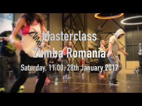 Masterclass Zumba Romania Promo – Body&Soul Fest 2017