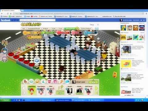 Facebook Cafeland Yemek Hilesi