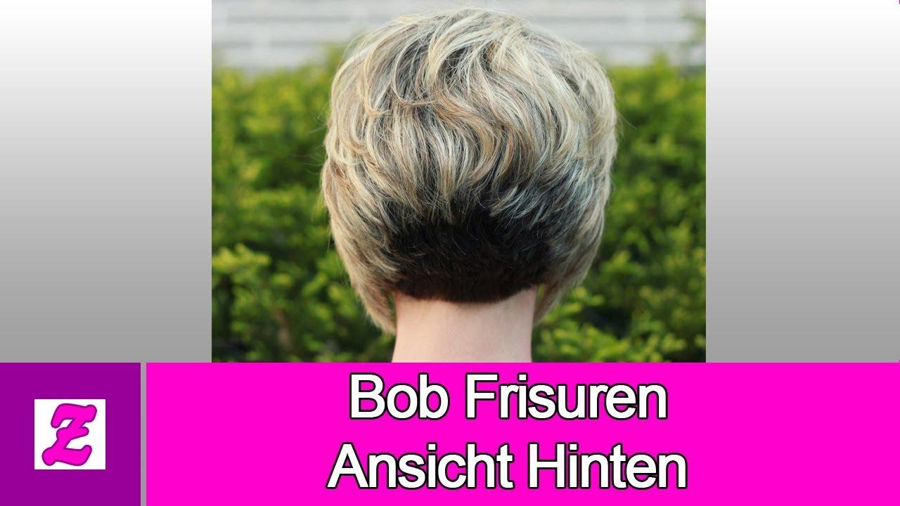 Bob Frisuren Hinten Angeschnitten