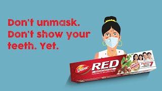 Dabur Red Paste #AbhiBhiWearAMaskIndia | Hindi