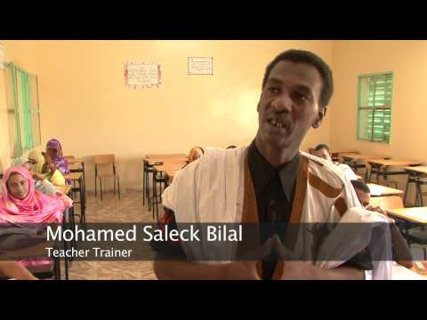 Getting Kids to School in Mauritania