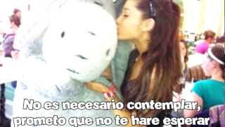 Ariana Grande - Die in your arms (español)
