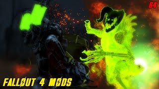 Fallout 4 Mods Week 64 - Gamma Claws, Moon Base and RoboBrain Armor!