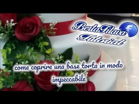 Base Torta In Gomma Eva Crepla Tutorial