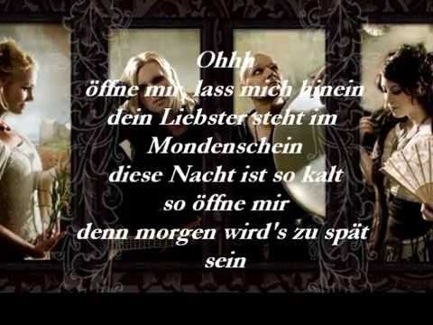 Faun - Diese kalte Nacht (lyrics)