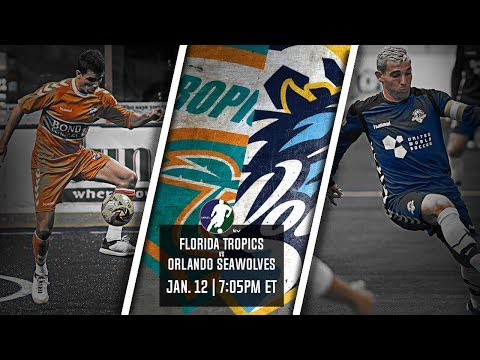 Florida Tropics vs Orlando SeaWolves