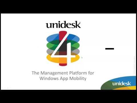Webinar Partnership Coretek + Unidesk