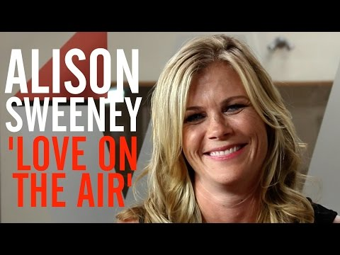 Alison Sweeney on Hallmark's 'Love on the Air,' 'Days' 50th Return...