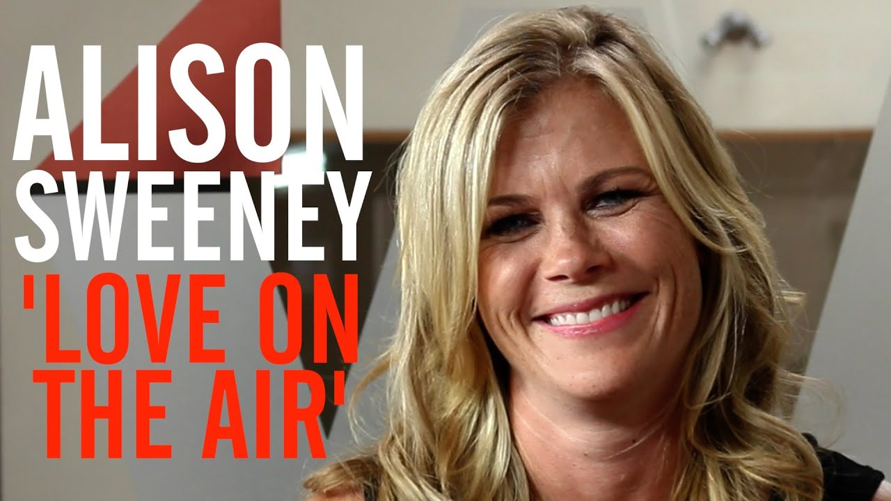 Alison Sweeney Family Pictures alison sweeney on hallmark's 'love on the air,' 'days' 50th return,  'biggest loser' exit