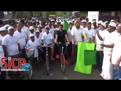 Rally for solar power
