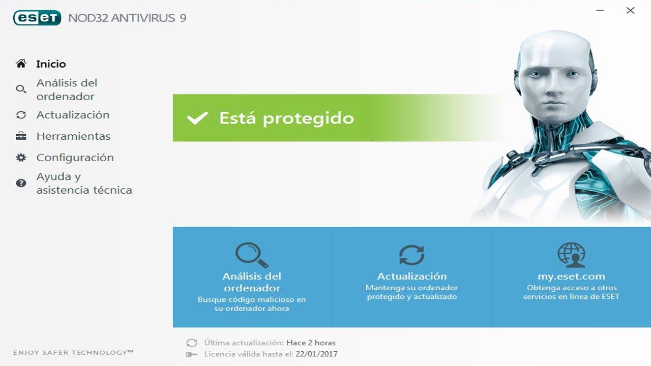 Como Instalar Eset Nod32 Antivirus 9 2016 Buscador