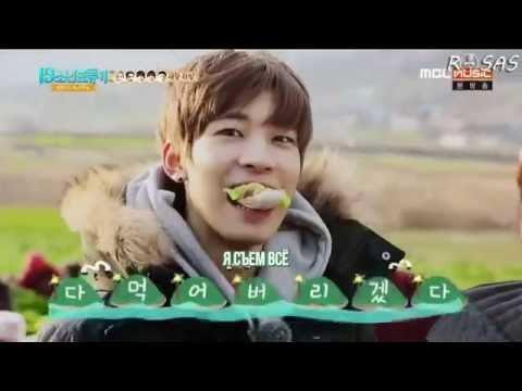 By ROSAS RUS SUB  One Fine Day 13 Castaway Boys Ep 6