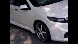Хонда Аккорд Тюнинг.