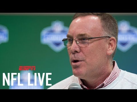 Kansas City Chiefs Firing GM John Dorsey A Surprise | NFL Live | ESPN
