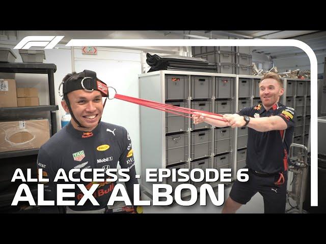 All Access   Episode 6: Alex Albon
