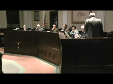 Anderson County Council - January 12, 2016 - Part 1