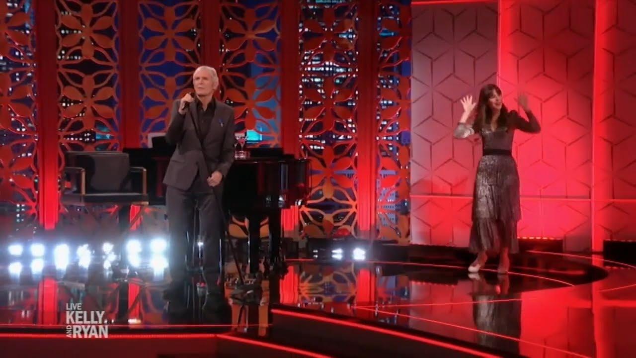 'Celebrity Dating Game' hosts Zooey Deschanel, Michael Bolton ...