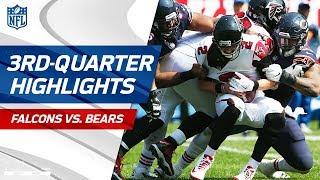 Falcons vs. Bears Third-Quarter Highlights | NFL Week 1