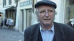 Peter Bichsel und sein Kreuz mit dem Kreuz (2000)   SRF Archiv