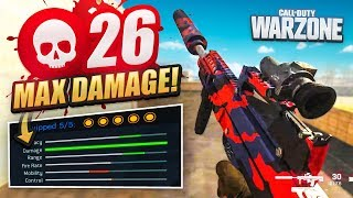 The 'MAX DAMAGE ODEN' is INSANE in WARZONE!