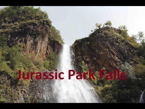 Kauai Helicopter Tour. GoPro HD  Jurassic Falls, Waimea Canyon, Napali Coast & Mt. Waialeale