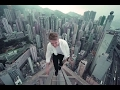 Mind-Blowing Rooftop Parkour w/ Oleg Cricket | URBEX