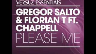 Gregor Salto and Florian T feat. Chappell - Please me (Original Mix)