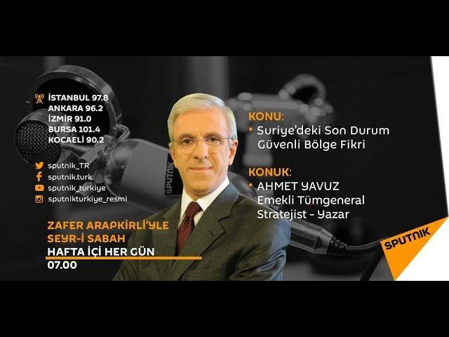 Emekli Tümgeneral Yavuz: ABD'nin çekilmesi Türkiye için çok iyi oldu 86