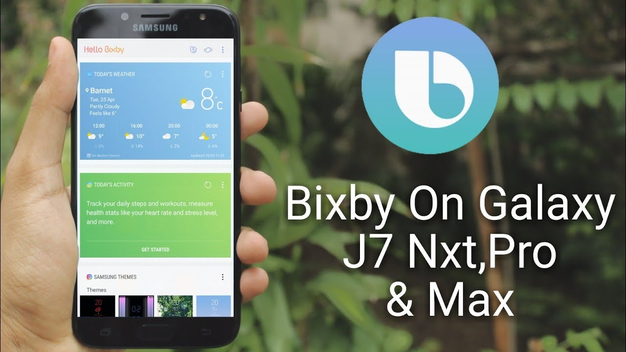 Install Bixby on Galaxy J7 Max,Pro & Nxt No Root!😀
