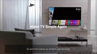LG 55LJ615V 55 Zoll Fernseher