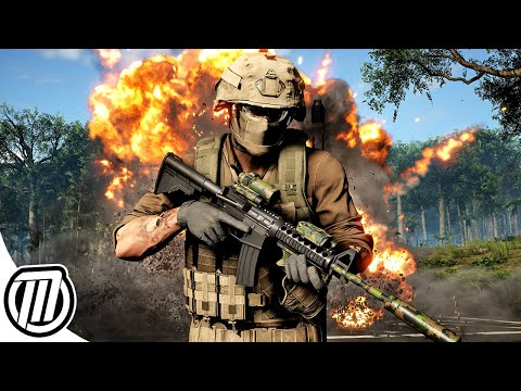 "Ghost Recon Breakpoint: ""REALISM MODE"" Gameplay"