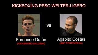 PONTEVEDRA 10/13 Fernando Outón -vs- Agapito Costas