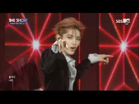 180306 NCT U 엔시티 유 -  Baby Don't Stop @ SBS MTV The Show | 1080p 60fps