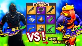 FORTNITE BINGO MET DON!! - Fortnite Playground (Nederlands)