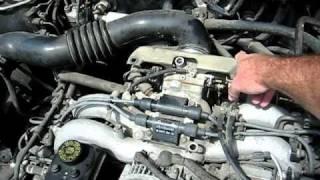 Subaru Legacy 2.2L motor part 2