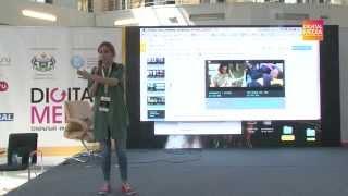 """""""Как придумать и снять свое первое вирусное видео"""" Ведущий: Мария Полякова, сценарист Р1А"""