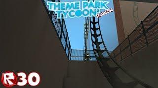 Roblox - Episode 30 | Theme Park Tycoon 2 - Trou noir / FR
