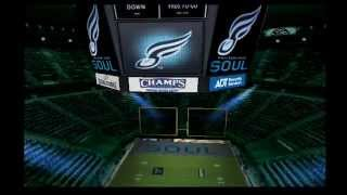 Arena Football Road To Glory Game Part 1