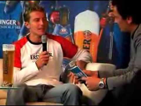 Archiv 2008: Michi Greis, Andi Birnbacher Und Kathrin Hitzer Interview