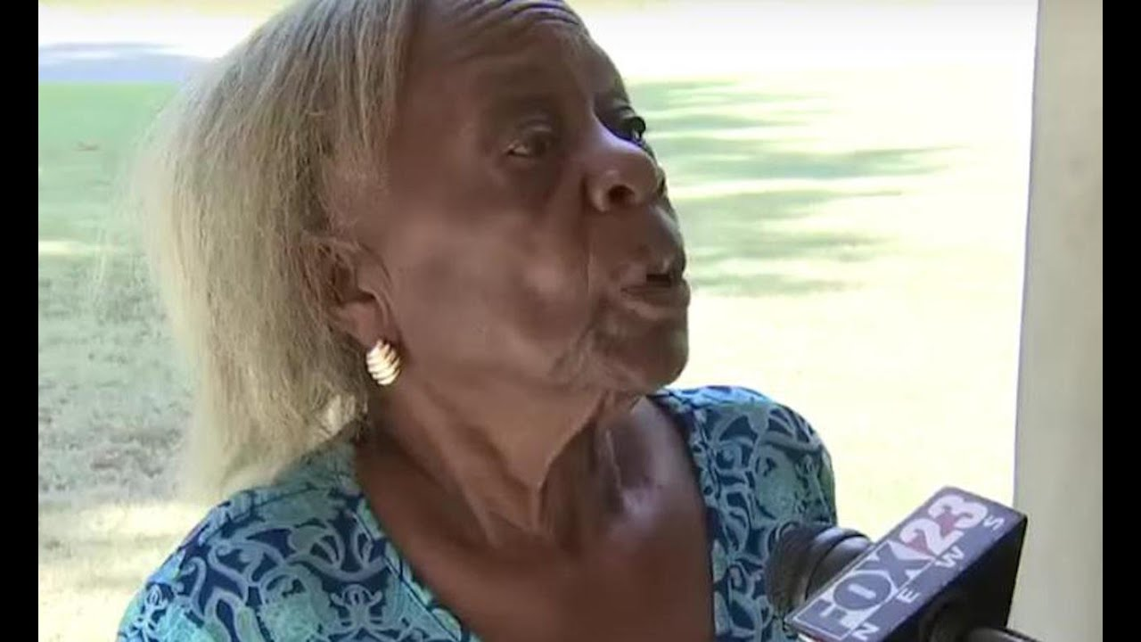 Cops Pepper Spray 84-Year-Old Black Woman