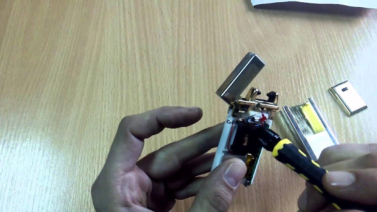 Импульсная зажигалка TIGER TW-900 (электрическая) купить - YouTube