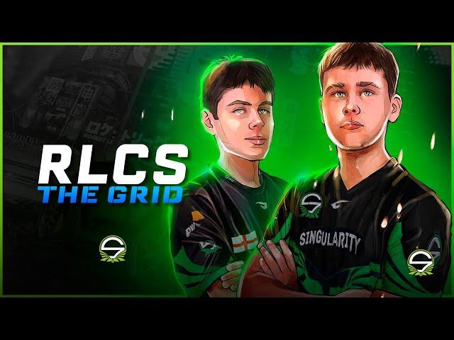 Team Singularity Rocket League | RLCS Season X The Grid Spring Split Highlights