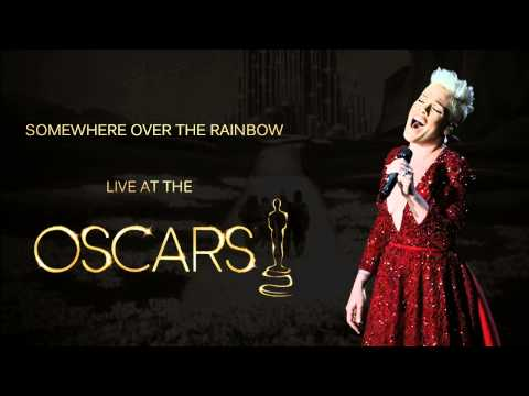 P!nk  Somewhere Over The Rainbow Audio