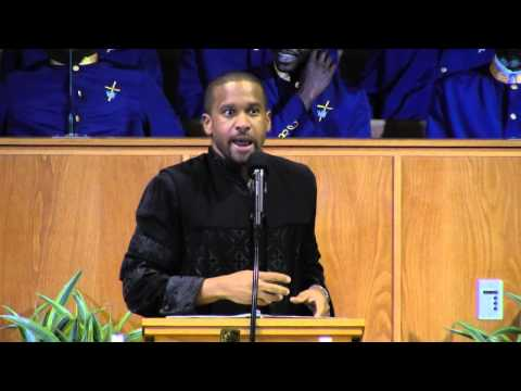"June 8, 2014 ""The Power of Pentecost"" Pastor Howard-John Wesley"
