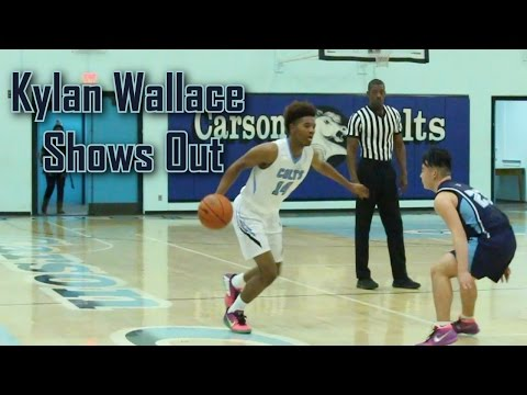 Kylan Wallace is Too Much For North Torrance!!! FULL HIGHLIGHTS!!!
