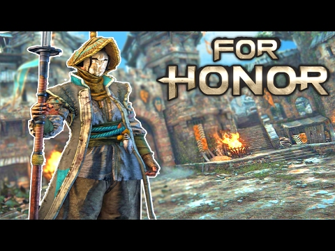 FOR HONOR - MOST OP HERO!?! For Honor OPEN BETA Gameplay