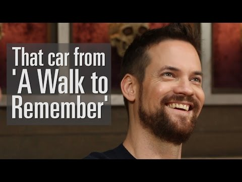 Drinking with the Stars: Yes, Shane West Bought the Camaro from 'A Walk to Remember'