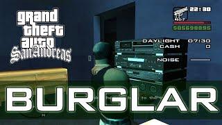 Gta San Andreas Burglar Complete [infinite Sprint]